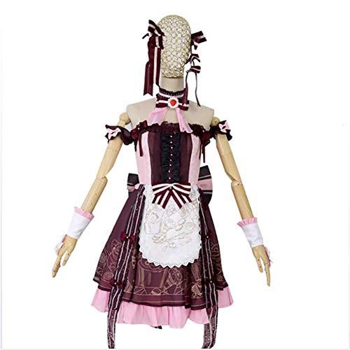 CDSVP Miracle Nikki Disfraz Cosplay Adulto Disfraz De Halloween Anime De Halloween Conjunto Completo De Equipos