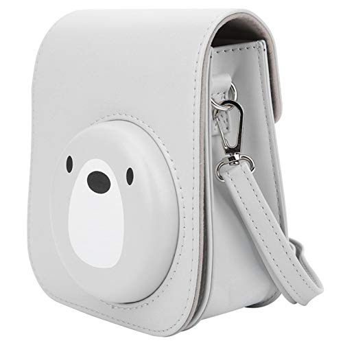 DAUERHAFT Bolsa de Almacenamiento de cámara Mini Impermeable, para cámara instantánea