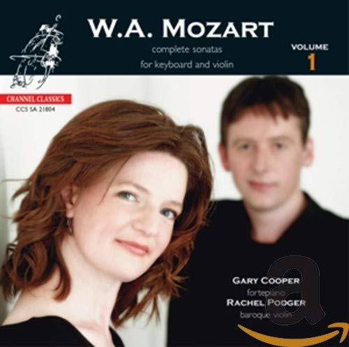 Mozart: Sonatas for Violin and Keyboard Vol.1