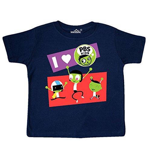 inktastic Ladybugs Baby T-Shirt PBS Kids