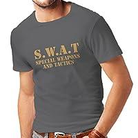 FABRIQUÉ À LA MAIN AVEC SOIN - Nous sommes de vraies personnes qui aiment rendre les autres plus heureux avec nos T-shirts pour hommes. Nos tees sont la combinaison parfaite de fonctionnalité et de style pour toutes les occasions. Elles sont imprimée...