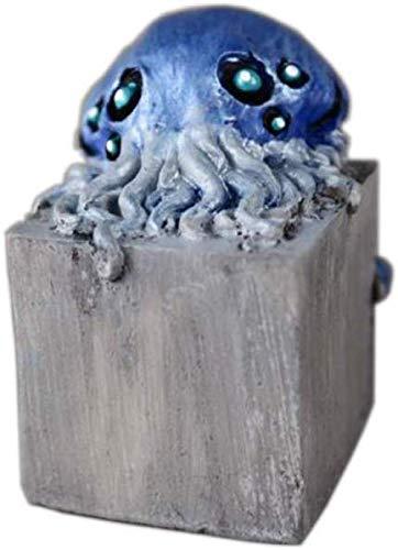 Ertyuk-Decor Statuen Dekoartikel & Figur Skulpturen Figuren Cthulhu Skulptur Octopus Statue Octopus Statue Dekoration Modell 6 cm * 5 cm