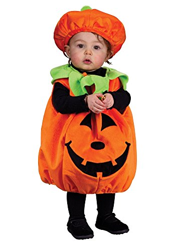 Punkin Cutie Pie Costume, Infant (Ages...
