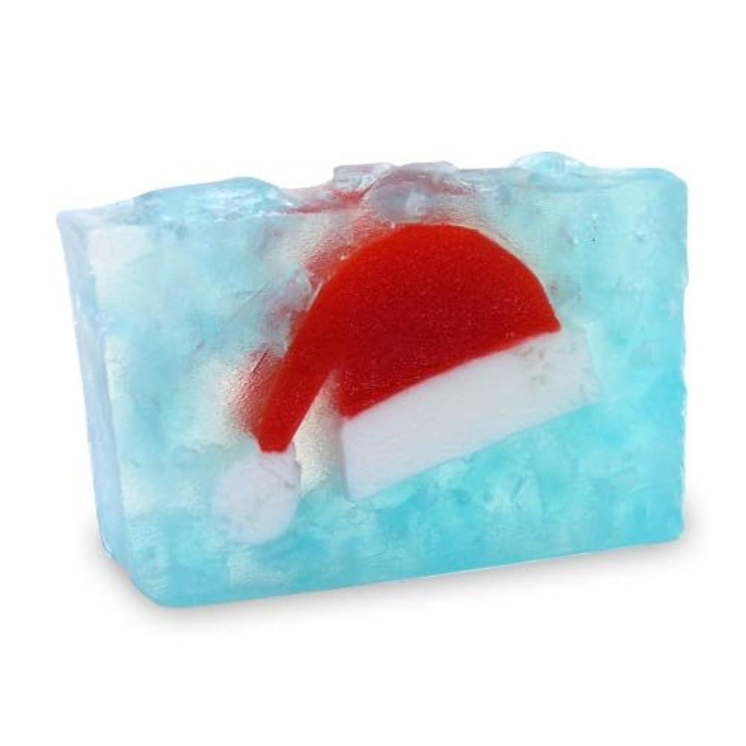 泳ぐ論文プラスチックプライモールエレメンツ アロマティック ソープ サンタキャップ 180g 植物性 ナチュラル 石鹸 無添加