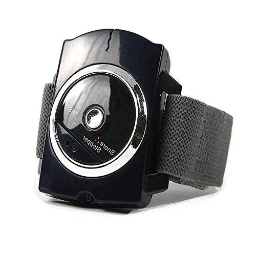 ZZZX Schnarchstopper Uhr Schnarchen Stoppen Intelligente Armbanduhr Mit Biofeedback Sensor Infrared Detect Geräte Für Mund Breathers,Damen,Herren,Kinder