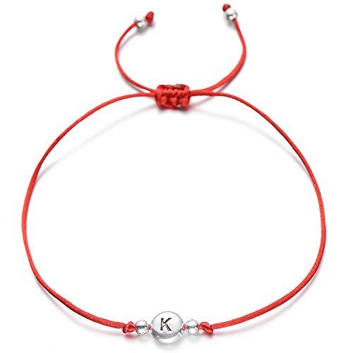 Bettelarmband Beads /& Charms Rosegold Edelstahl Damen Frauen Bracelet Women BFF