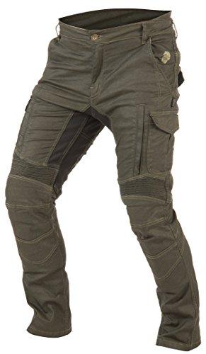 Trilobite 1664 Acid Scrambler - Pantalones Vaqueros para Hombre, Color Caqui