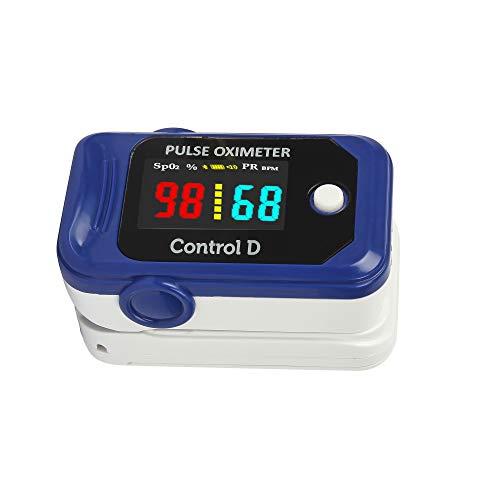 Control D Bluetooth Digital SpO2 & Pulse Measurement Pulse Oximeter
