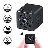 Caméra Mini-caméra 1080P HD Spy Vision Nocturne CMOS Caméra 155 Degrés Étanche Caméra Cachée Support Mobile WiFi Détection...