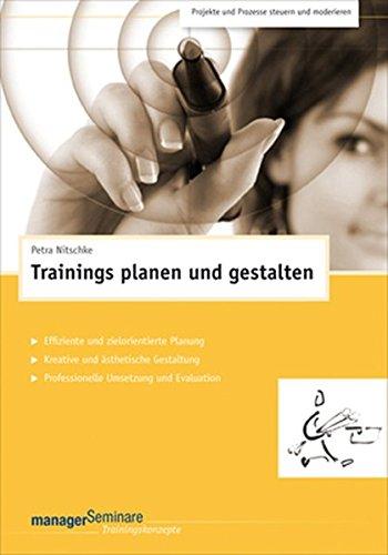 Trainings planen und gestalten [import allemand]