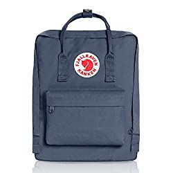 ecd4413e9e Simple and stylish best describe the Fjalraven Kanken backpack. This  classic backpack was launched in 1978 to provide better back support for  ailing school ...