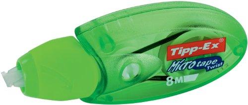 BIC Correttore Tipp-Ex ® Micro Tape Twist, 8m X 5mm, Verde