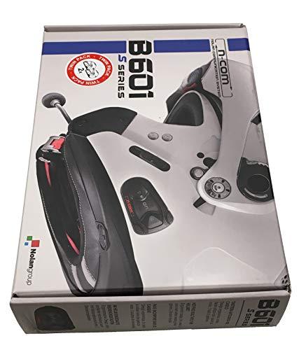 Bluetooth INTERCOMUNICADOR B601-S Doble Casco Nolan GREX
