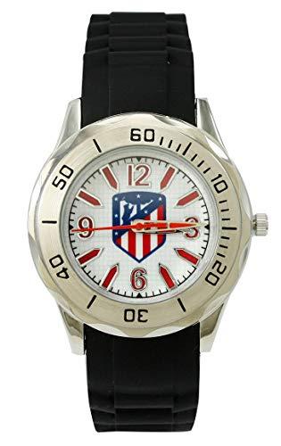 Atletico de Madrid Reloj Pulsera cadete Negro