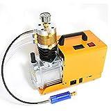 1800W Bomba de aire Bomba eléctrica de alta presión 220V del compresor de la bomba de aire 4500psi de PCP