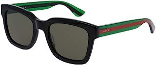 غوتشي GG0001S نظارة شمسية للرجال+مجموعة مجانية للعناية بالنظارات