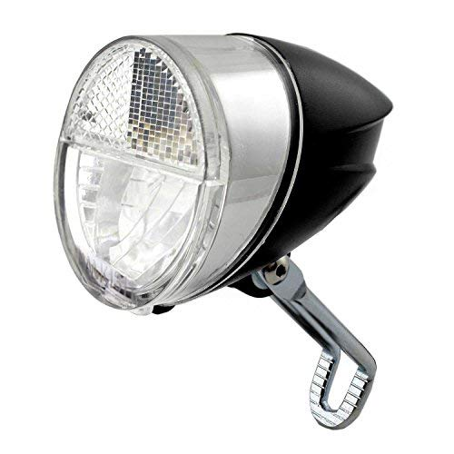 Nean Dynamo-CREE-LED-lamp, voorlicht, met automatische verlichting, 30 lux, StVZO-goedkeuring