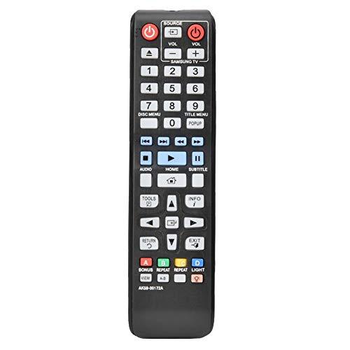 YOUTHINK Control Remoto de Repuesto Universal Smart TV Control Remoto para Sam Sung AK59-00172A para BD-F5700 BD-J5100 BD-J5900