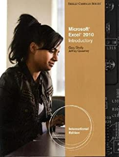 Microsoft Office Excel 2010: Introductory