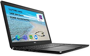 """2021 Newest Dell Latitude 5300 13.3"""" FHD Business Laptop Intel Quad-Core i7-8665U up to 3.9GHz..."""