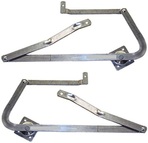 Werner 55-2 Replacement Attic Ladder Hinge Arms Fits: 2010 &
