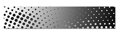 Küchenrückwand Folie selbstklebend Spritzschutz Fliesenspiegel Deko Küchenzeile Design   mehrere Größen