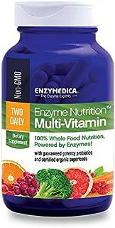 ENZYMEDICA Enzyme Nutrition Multi-Vitamin, 60 Capsules