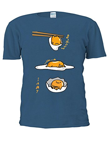 NisabellaLTD - Camiseta - Manga corta - para hombre azul azul real XX-Large