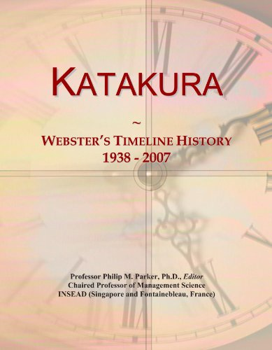 Katakura: Webster
