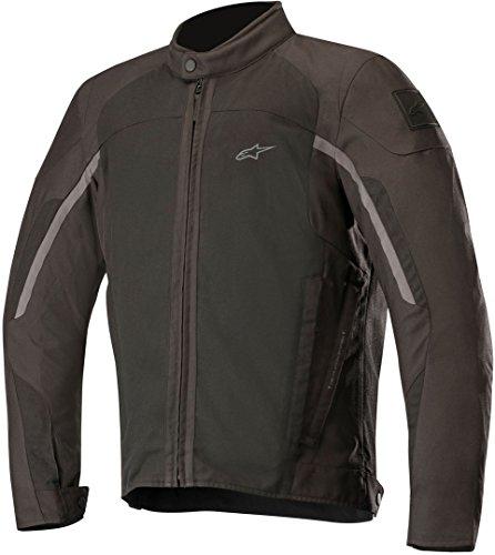 Chaqueta moto Alpinestars Spartan Jacket Black Black, Negro/Negro, XXL