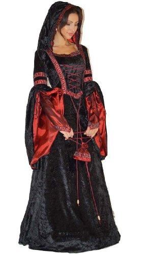 Maylynn 12236 - Robe médiévale Yandra - Costume - Sac Inclus - M/L (42/44)