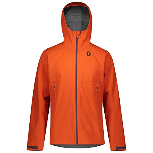 Scott Skijacke Herren Explorair Ascent Superlight orange Pumpkin M