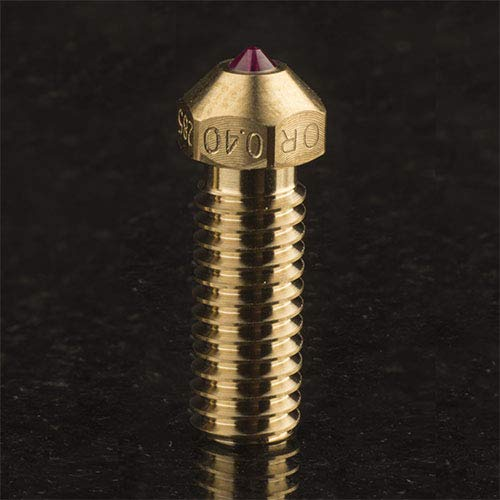 Genuine Olsson Ruby High Output Nozzle - 1.75mm x 0.40mm (3DV0035)