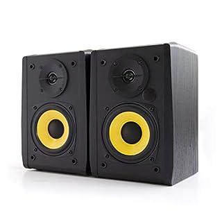 "Edifier R1010BT - 4"" Creative Reference Multimedia Monitors - Studio Monitor Speaker (Pair) 24 Watts RMS - Black (B071YV97LK) | Amazon price tracker / tracking, Amazon price history charts, Amazon price watches, Amazon price drop alerts"