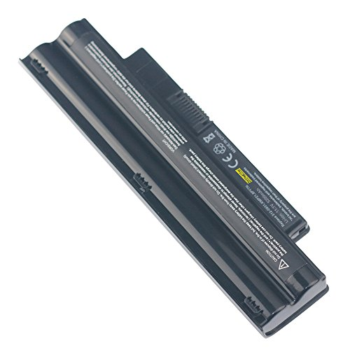 Exxact Parts SolutionsDELL Compatible 6-Cell 11.1V 5200mAh High Capacity Generic Replacement Laptop Battery for DELL: Inspiron 1012,Inspiron Mini 10