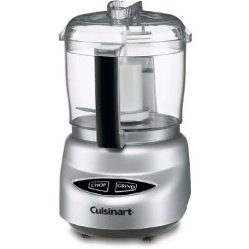 Cuisinart DLC-2ABC Mini Prep Plus Food Processor Brushed