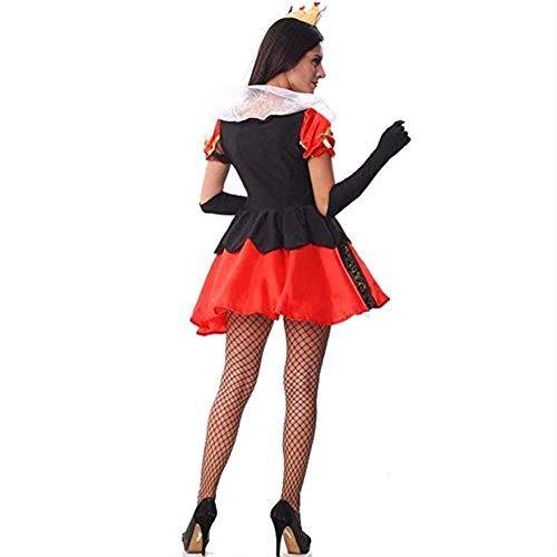 Kostüime für Erwachsene Kleid-Damen der Frauen deutsche Shorts Kostüm Sexy Wiesn-Rock Frauen-Abendkleid weg von der Schulter weg Schulter-Korsett-Kleid YHDD (Size : XL)