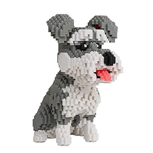Juego De Bloques De Construcción De Partículas Pequeñas Figuras De Anime Clásicas Modelo 3D Mini Ladrillos Juguetes para Niños Serie