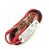 Lianlili Cables de la batería 2M 500AMP 1800AMP Emergencia DE Cable DE BOSTERS para LOS TERMINALES DE LOS TERMINALES DE ATRÁS DE LA Van PROPUESTOS DE Start STARTOS DE BATERÍAS DE Coches Clips