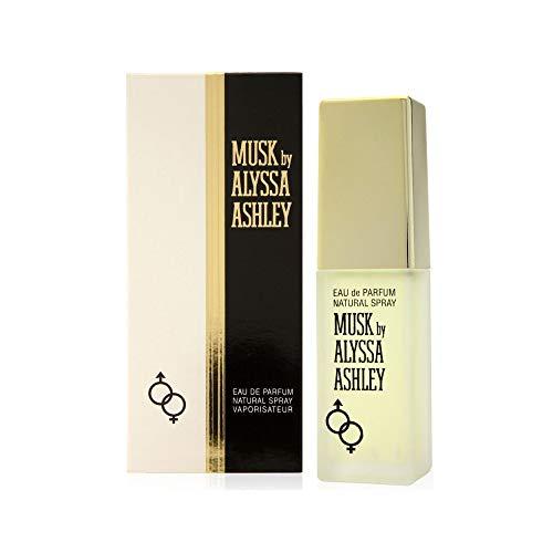 Alyssa Ashley Musk Eau De Profumo, 50 ml Vaporizzatore