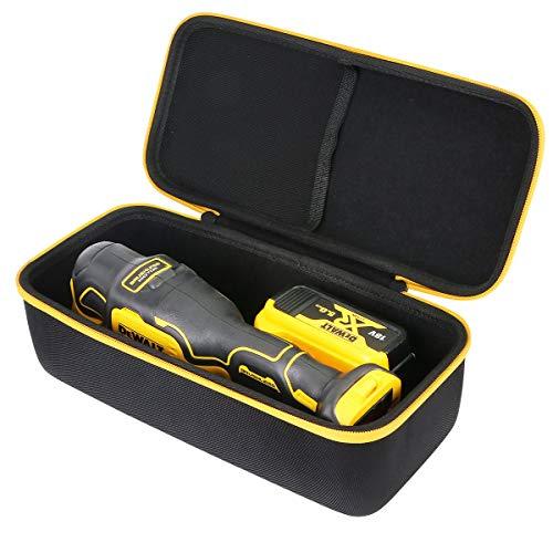 Khanka Hard Travel Case Compatible with DEWALT DCS354B / DCS356B ATOMIC 20V Max Brushless Cordless Oscillating Multi-Tool