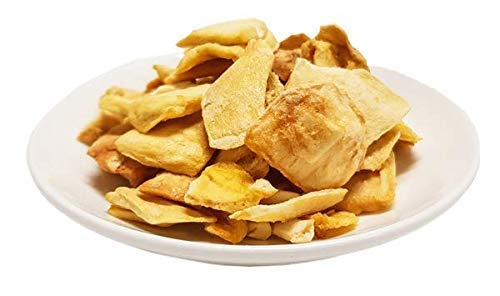 Chips de Jackfruit Fruta de Jacka Bio 500g Yaca ecológica orgánica 100% natural,...