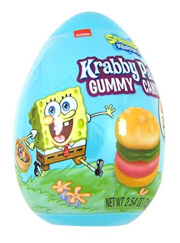Spongebob Squarepants Gummy Krabby Patty Candy...