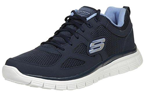 Skechers Burns Agoura Hombre Zapatillas Azul