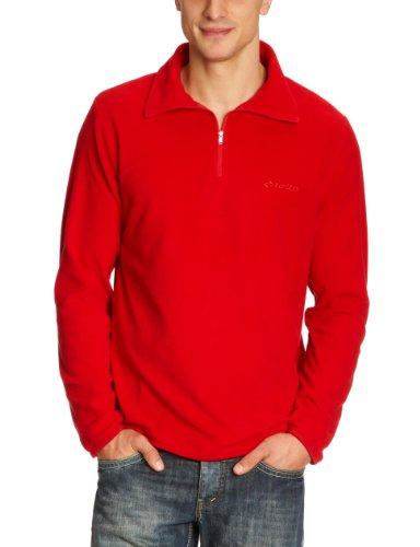Lotto N3687 Jordan Pile BS Sweat-shirt à manches longues pour homme Rouge Tabasco Medium