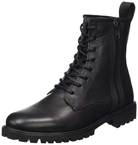 Blackstone Damen SL98 Desert Boots, Schwarz (Black BLK), 41 EU