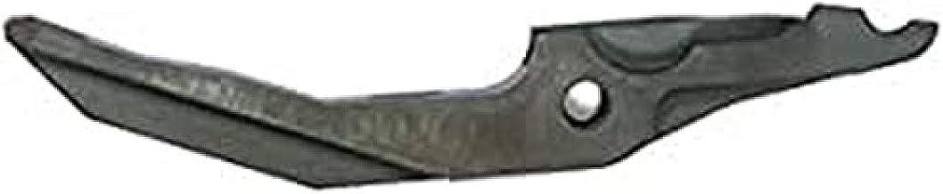 EDMA 249826 Mordaza inferior para Turbo 50 Premium, Negro