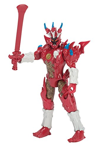 Power Rangers Dino Super Charge - Villain Singe Action Figure, 5