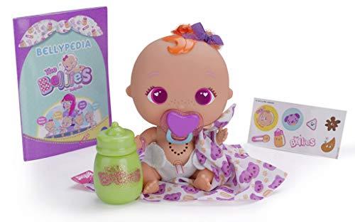 The Bellies - Mimi-MIAO, muñeco Interactivo para niños y niñas de 3 a 8 años (Famosa 700015161)