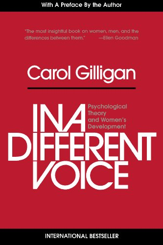 In a Different Voice: Psychological Theory and Women's Development par [Carol GILLIGAN]